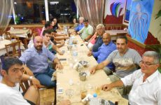 """Σε κλίμα συνεργασίας η συνάντηση του Προεδρείου του Γ.Σ. Βόλου """"Η Νίκη"""", με εφόρους και μέλη Διοικουσών Επιτροπών"""