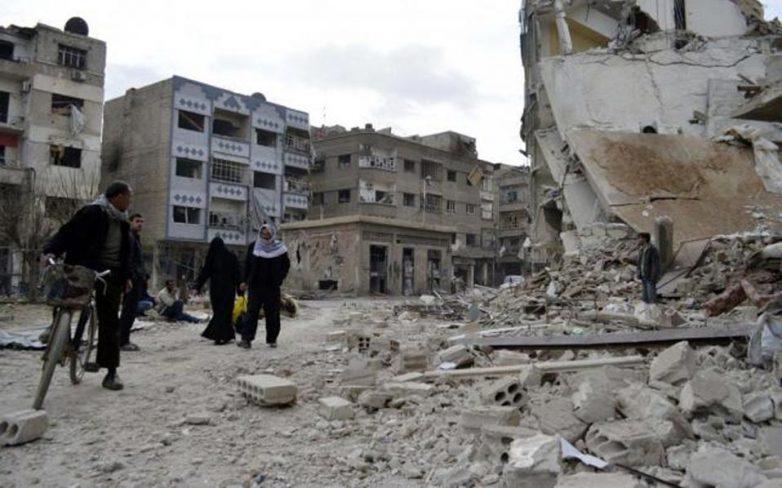 Τουλάχιστον 25 νεκροί στη Συρία από αεροπορικούς βομβαρδισμούς