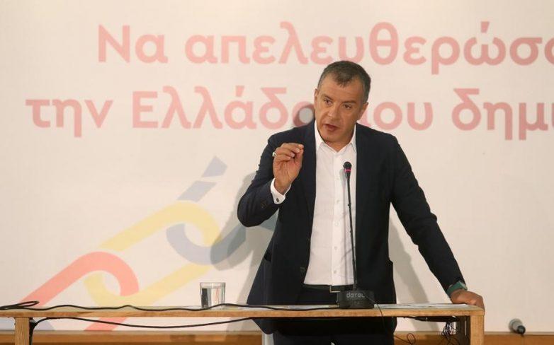 Στ. Θεοδωράκης: Δεν είμαι καρφωμένος στην καρέκλα μου