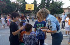 Έρχεται ο αστυνομικός των σχολείων