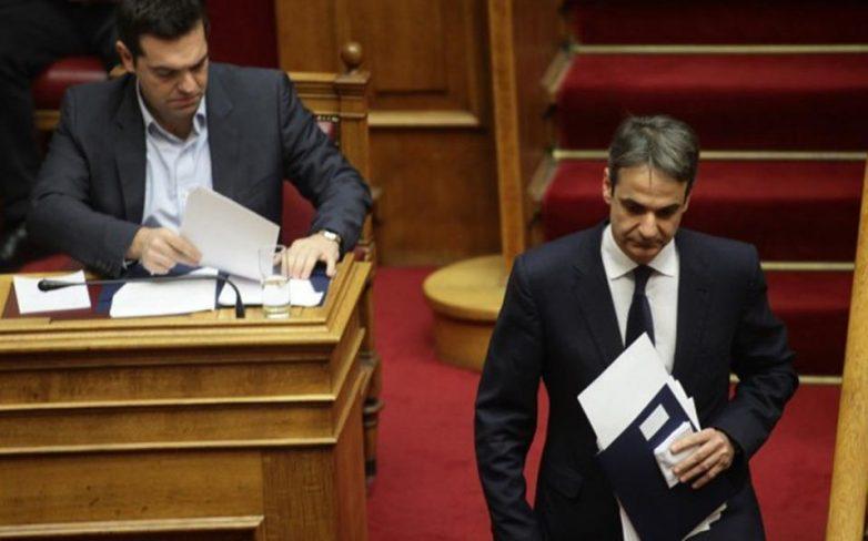 Γραφείο Τύπου του Πρωθυπουργού: «Ευχαριστούμε θερμά τον κ. Μητσοτάκη που θύμισε στους Έλληνες ποιος πραγματικά είναι»