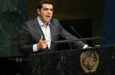 Τσίπρας: «Να μετεγκατασταθούν στην Ευρώπη περισσότεροι πρόσφυγες από την Ελλάδα»