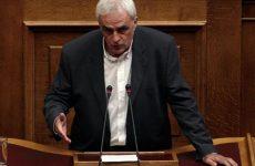 Δεκτή η παραίτηση Βουδούρη από τον πρωθυπουργό