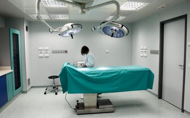Διαφάνεια μέσω της λίστας χειρουργείου