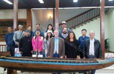 Κινέζοι δημοσιογράφοι επισκέφθηκαν τον Δήμο Βόλου