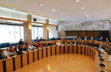 Σύσκεψη ΣΟΠΠ Π.Ε. Λάρισας ενόψει των καιρικών φαινομένων του χειμώνα