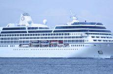 Στο Βόλο «έδεσε» το κρουαζιερόπλοιο»Nautica»