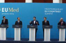 Ευρωμεσογειακή Σύνοδος Κορυφής