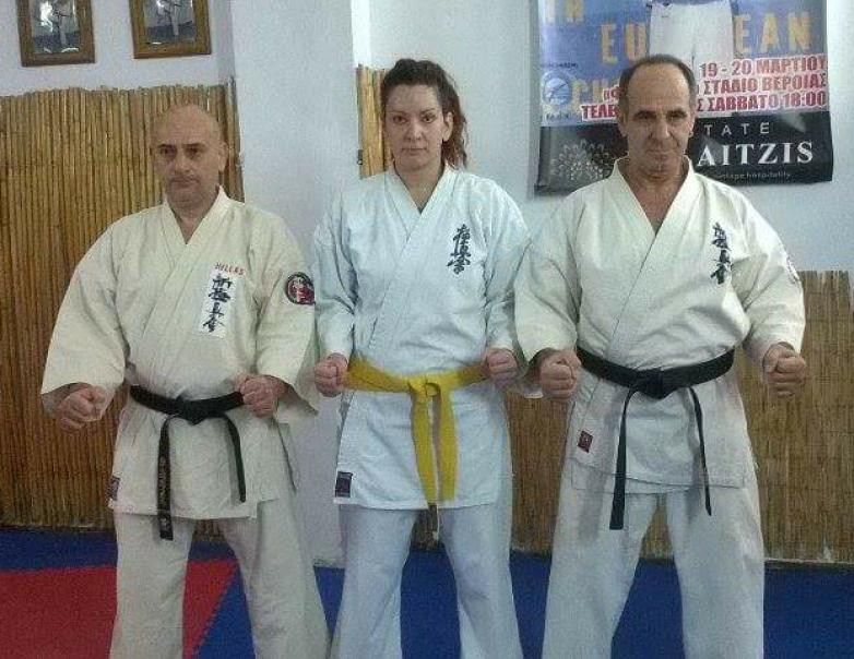 """Διεθνές τουρνουά Shinkyokushinkai """"21st MEMORIAL BRANKO BOSNJAK"""" στο Samobor Κροατίας"""