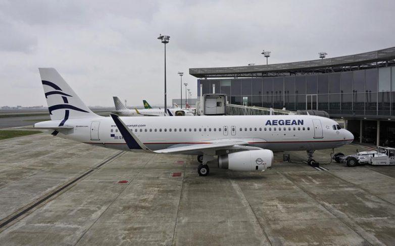 Ακυρώσεις και τροποποιήσεις πτήσεων από Aegean και Olympic Air