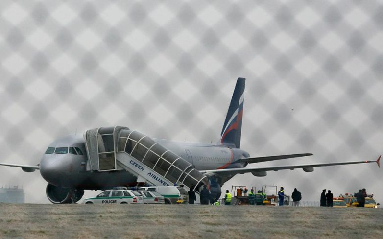 Σύγκρουση αεροσκαφών στο  αεροδρόμιο  του Τελ – Αβίβ