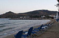 Κατάλληλες για κολύμβηση οι ακτές του Βόλου