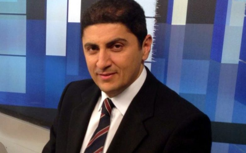 Στο Βόλο ο υφυπουργός Πολιτισμού και Αθλητισμού Λευτέρης Αυγενάκης