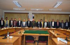 Συνάντηση μελών του Δ. Σ. της ΔΕΠΑΝ στο Βελεστίνο