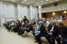 Προτάσεις για τη συνταγματική αναθεώρηση στην εκδήλωση  για τον Άγιο Διονύσιο
