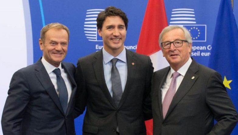 Σύνοδος κορυφής Ευρωπαϊκής Ένωσης — Καναδά