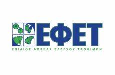 Ανάκληση σνακ με καλαμπόκι και φιστίκια από τον ΕΦΕΤ