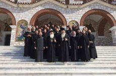 Προσκυνηματική εκδρομή Ιερέων σε Μητροπόλεις της Βορείου Ελλάδας