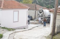 Εργασίες για την αποκατάσταση δρόμων στο Μικρό Περιβολάκι
