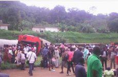 Τουλάχιστον 53 νεκροί από εκτροχιασμό τρένου στο Καμερούν
