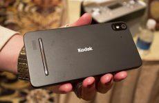 Έξυπνο κινητό τηλέφωνο από την Kodak