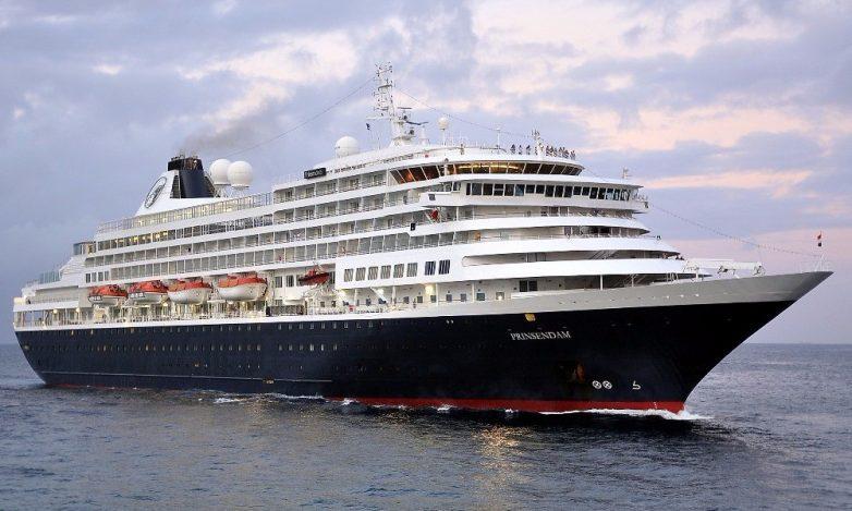 Στο Βόλο αύριο το κρουαζιερόπλοιο Prinsendam με 800 τουρίστες