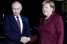 Βερολίνο: Σε εξέλιξη η τετραμερής σύνοδος για την Ουκρανία