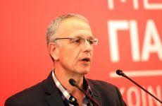 Με ποσοστό 75% επανεξελέγη γραμματέας του ΣΥΡΙΖΑ ο Παναγιώτης Ρήγας