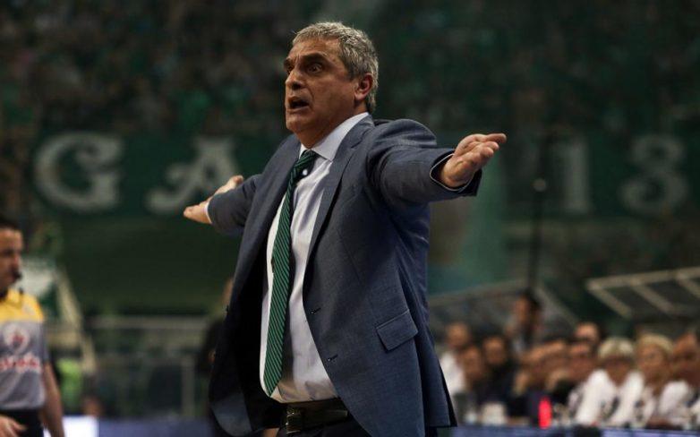 Παραιτήθηκε από την τεχνική ηγεσία του Παναθηναϊκού ο Αργύρης Πεδουλάκης