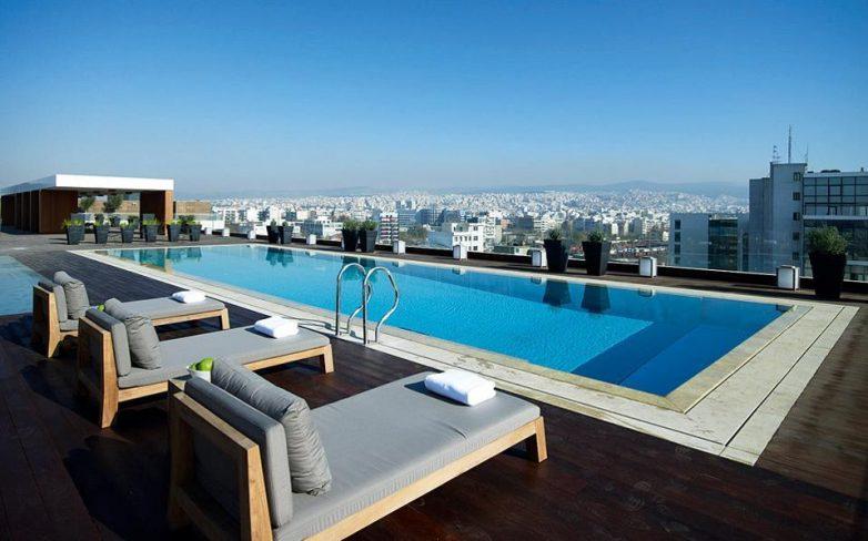 Τα Ξενοδοχεία Χανδρή θα δημιουργήσουν το Athens Marriott Hotel