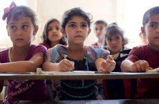 Κουδούνι στα σχολεία για τα παιδιά των προσφύγων στην Ελλάδα