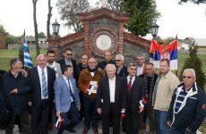 Επίσκεψη εκπροσώπων το δήμου Ρήγα Φεραίου και δημοτών στη Σερβία