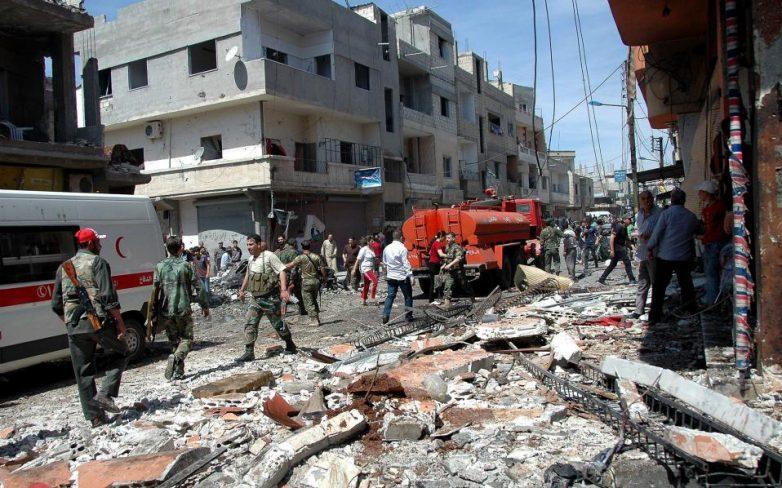 Συρία: Τουλάχιστον 14 νεκροί σε γάμο από βομβιστική επίθεση