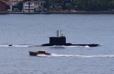Τουρκικά υποβρύχια στο Αιγαίο