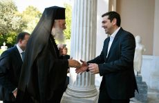 Στις 19:30 απόψε η συνάντηση Τσίπρα – Ιερώνυμου στο Μαξίμου