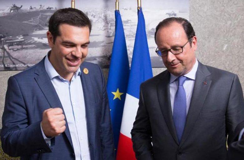Ολάντ: «O Πούτιν μου είπε ότι η Ελλάδα του ζήτησε να τυπώσει δραχμές»