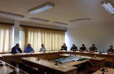 Σύσκεψη για την αντιμετώπιση καιρικών φαινομένων στο Δήμο Ρήγα Φεραίου