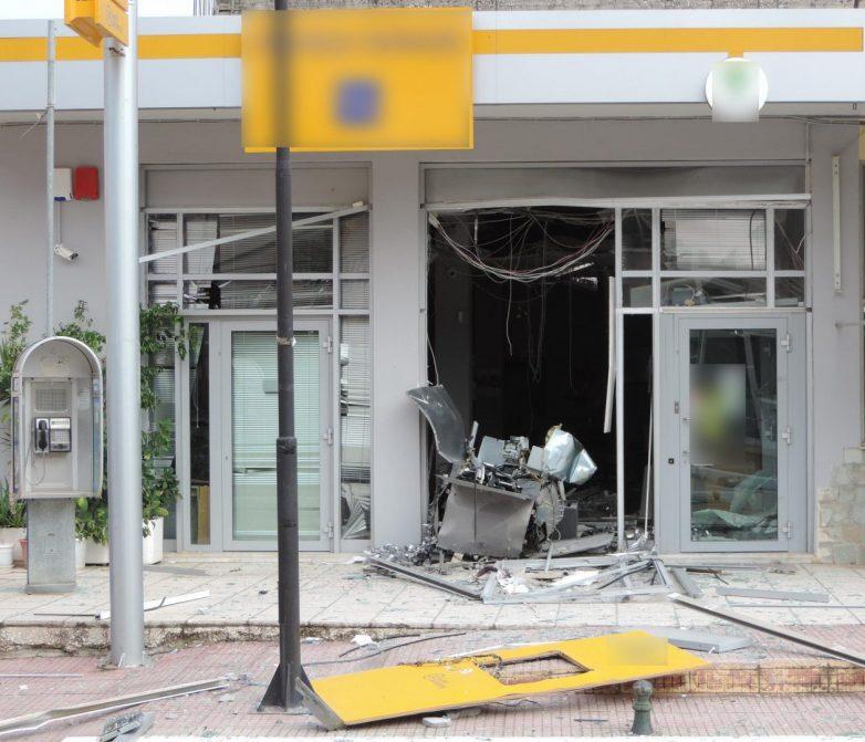 Ρουμάνοι έκλεβαν ΑΤΜ τραπεζών