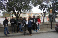Eξόρμηση του ΚΚΕ στη N. Ιωνία για το προσφυγικό