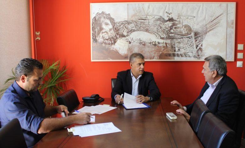 Ξεκινά η βελτίωση  ηλεκτροφωτισμού και  σηματοδοτών στο οδικό δίκτυο της Π.Ε. Λάρισας