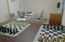 Σκακιστική συνάντηση στο Βόλο
