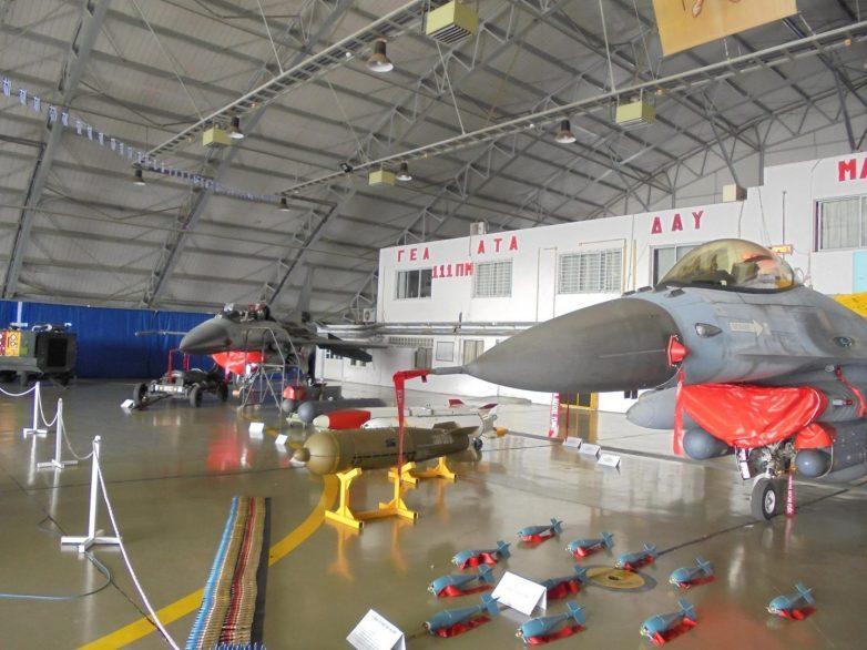 Στην άσκηση «VOLFA 2020» αεροσκάφη της 111Π.Μ.