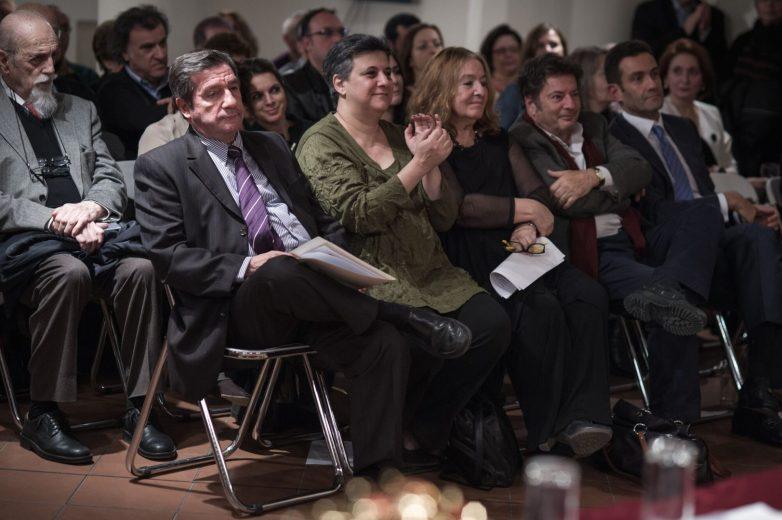Με  επιτυχία πραγματοποιήθηκε η εκδήλωση για τα 35 χρόνια της Εταιρείας Συγγραφέων