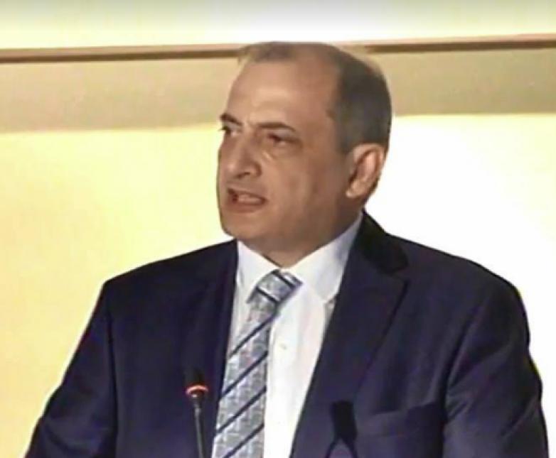 Για τρίτη θητεία στη θέση του προέδρου της «Πανθεσσαλικής Στέγης» ο δρ. Στ. Κούτρας