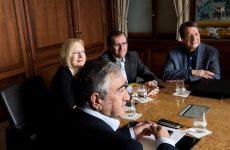 Κυπριακό: Ναυάγιο στις συνομιλίες στο Μοντ Πελερέν