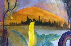 Έκθεση του Μανώλη Χάρου  στον Χώρο  Τέχνης  '' δ.''