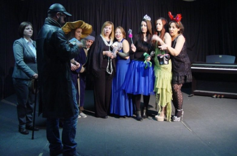 Μουσικωμική γιορτή για τα 5 χρόνια ΔραΠαικτών Βόλου