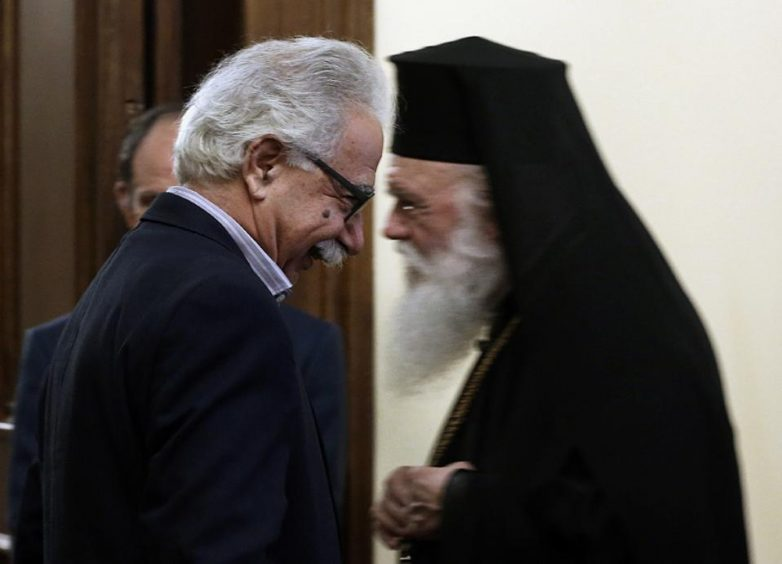 Κ. Γαβρόγλου: Καμία αλλαγή στο μάθημα των Θρησκευτικών