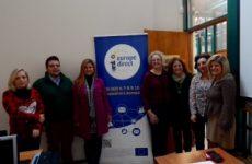 Επιμορφωτική συνάντηση των Teachers4Europe Δευτεροβάθμιας Εκπαίδευσης Θεσσαλίας