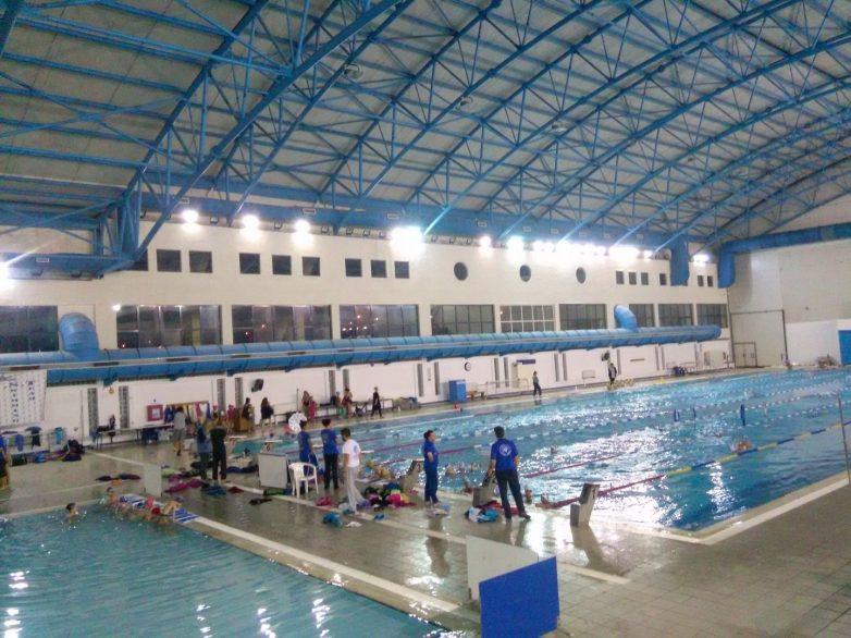 """Εντυπωσίασε η προαγωνιστική της Νίκης Βόλου στους κολυμβητικούς αγώνες """"Τσίτεια 2017"""""""
